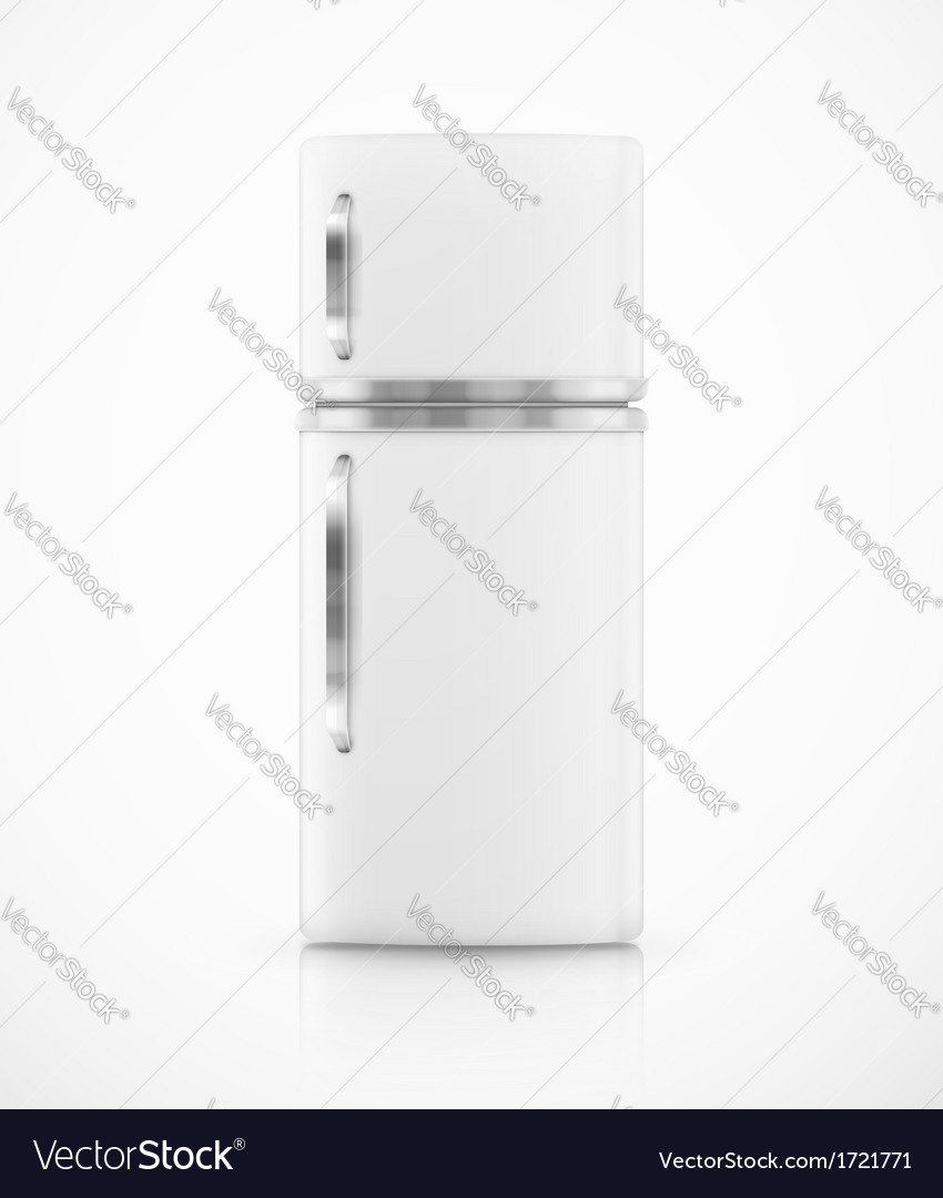 Isolated fridge vector | Price: 1 Credit (USD $1)