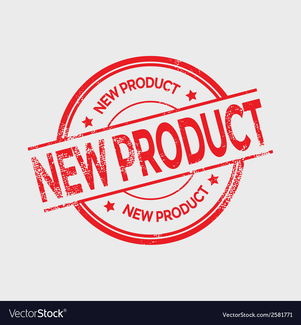 New product vector | Price: 1 Credit (USD $1)