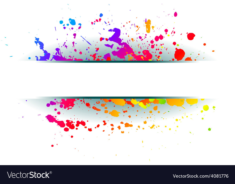 Colorful grunge background vector | Price: 1 Credit (USD $1)