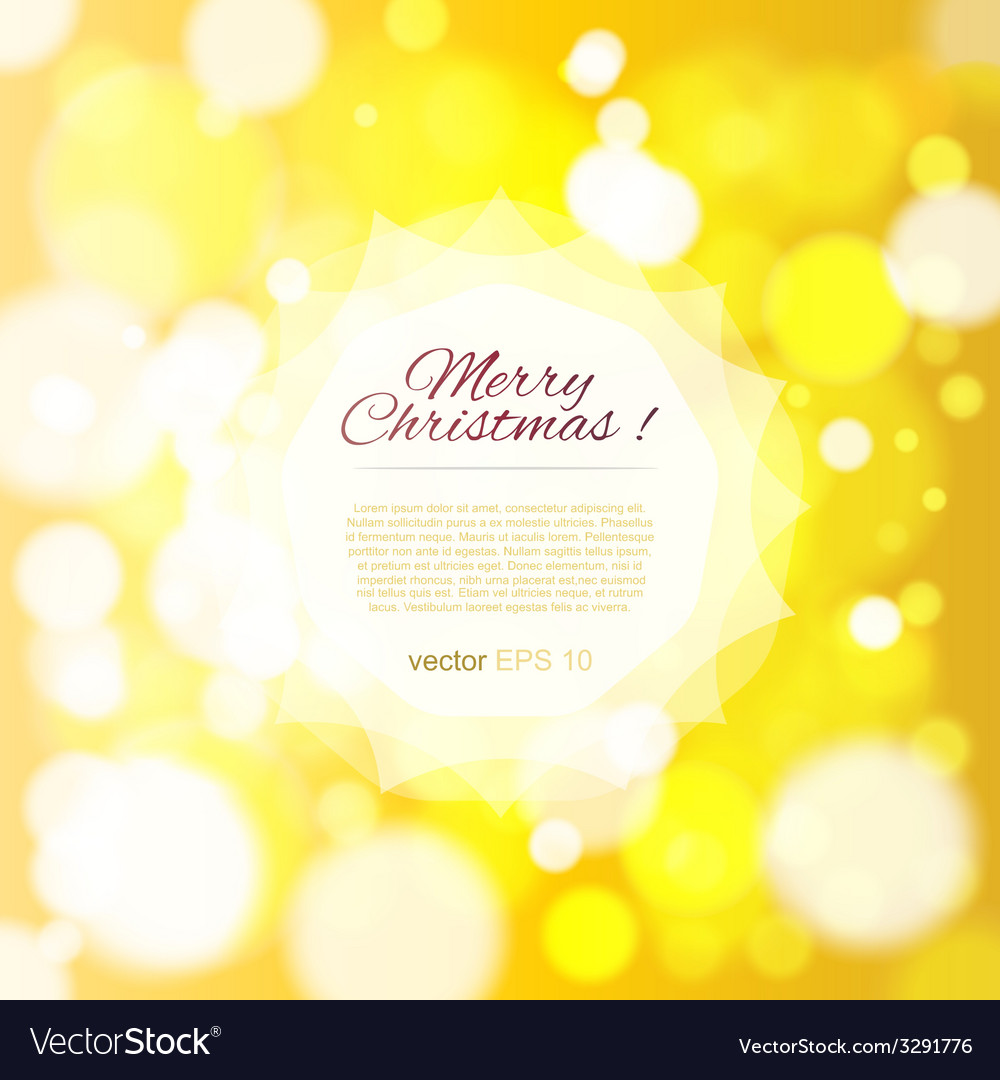 Magical background with colorful bokeh vector   Price: 1 Credit (USD $1)