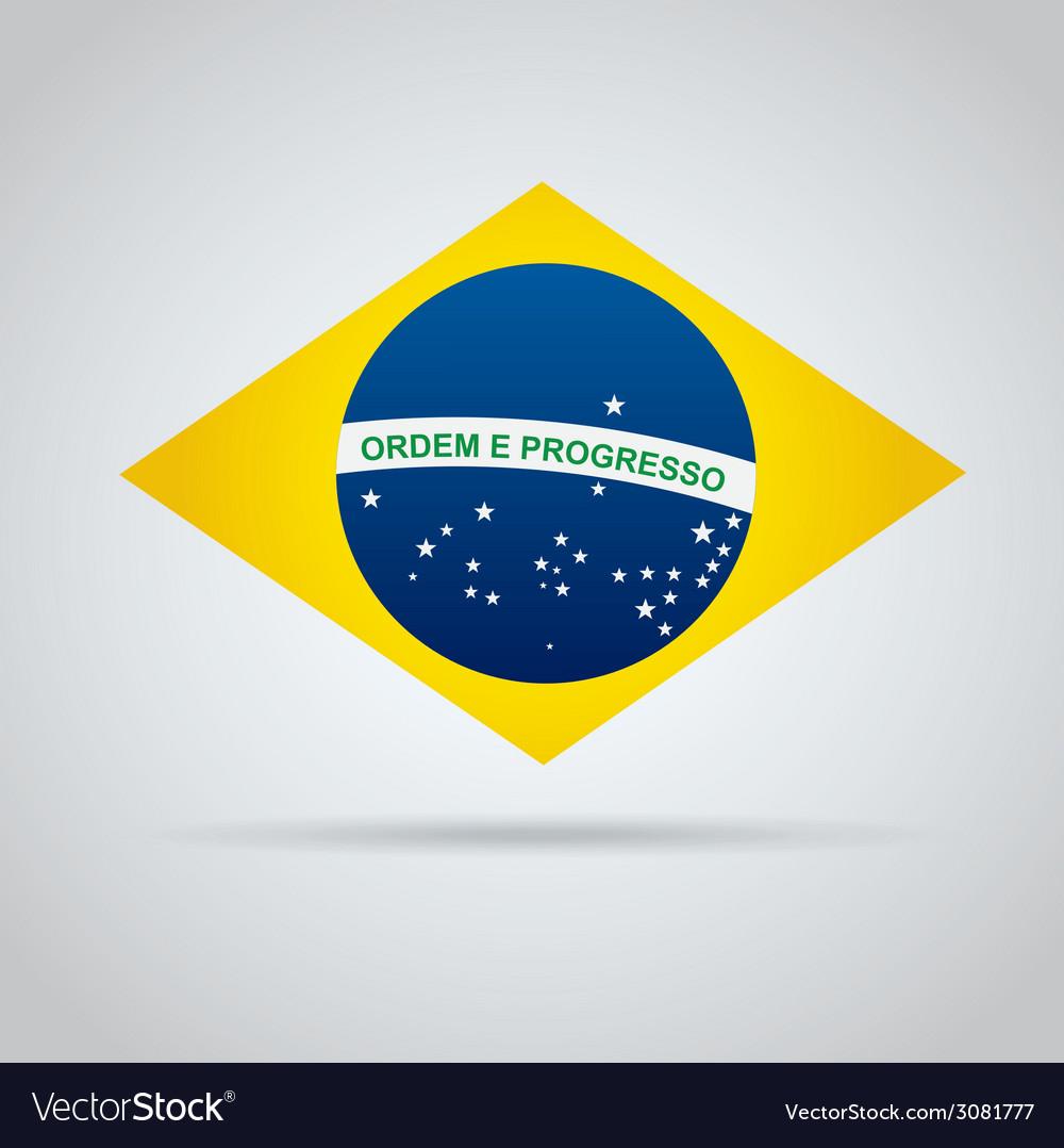 Brazil design vector | Price: 1 Credit (USD $1)