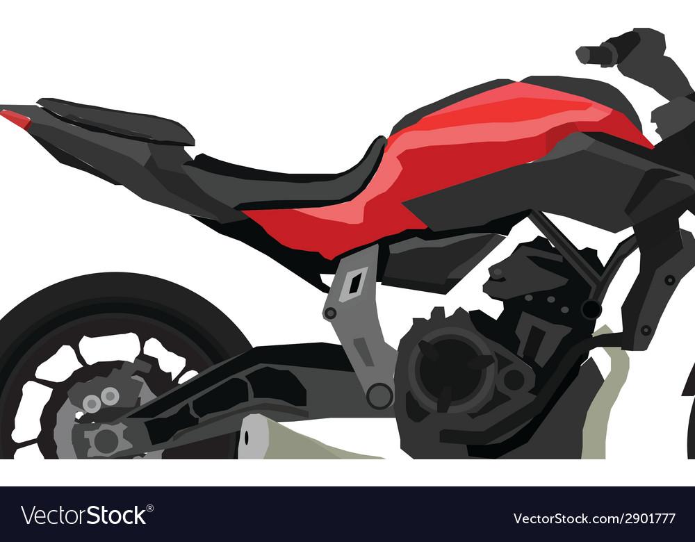 Yamaha mt-07 vector | Price: 1 Credit (USD $1)