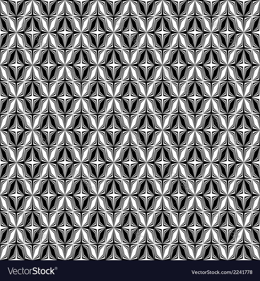 Design seamless diamond geometric diagonal pattern vector | Price: 1 Credit (USD $1)