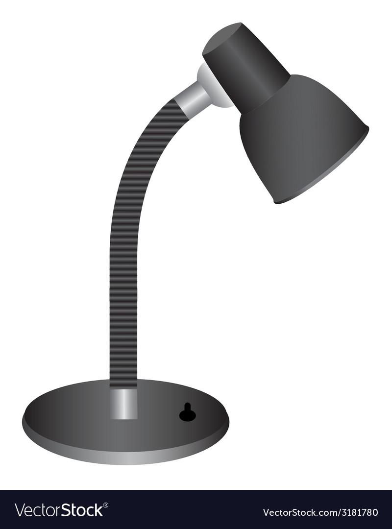 Electric lamp vector   Price: 1 Credit (USD $1)