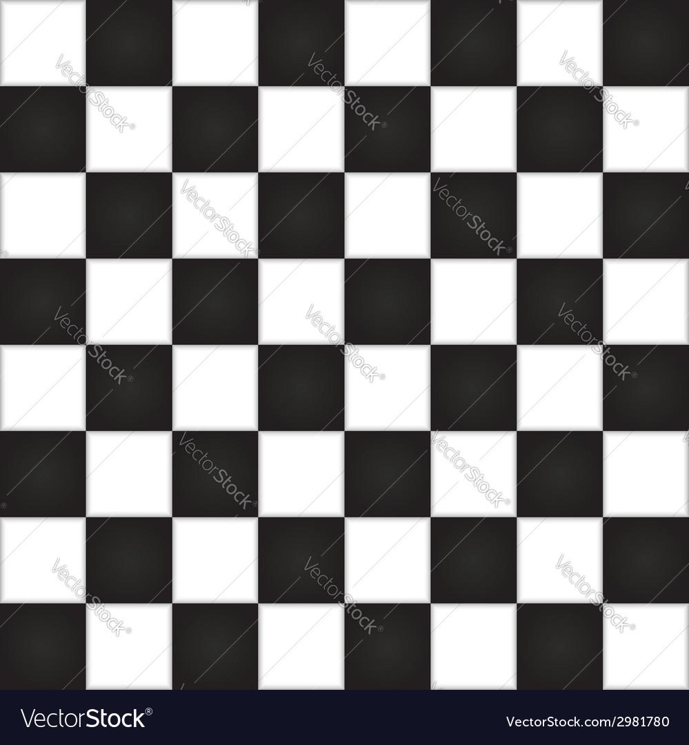 Empty chess board vector   Price: 1 Credit (USD $1)