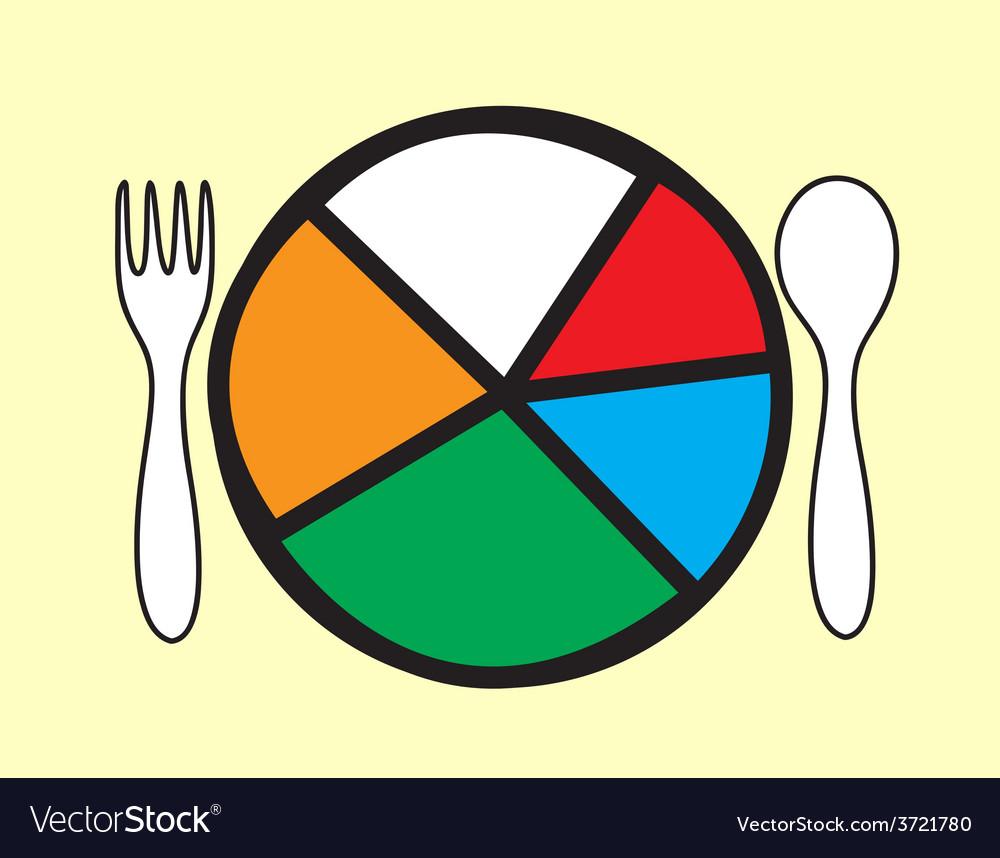 Health food vector | Price: 1 Credit (USD $1)