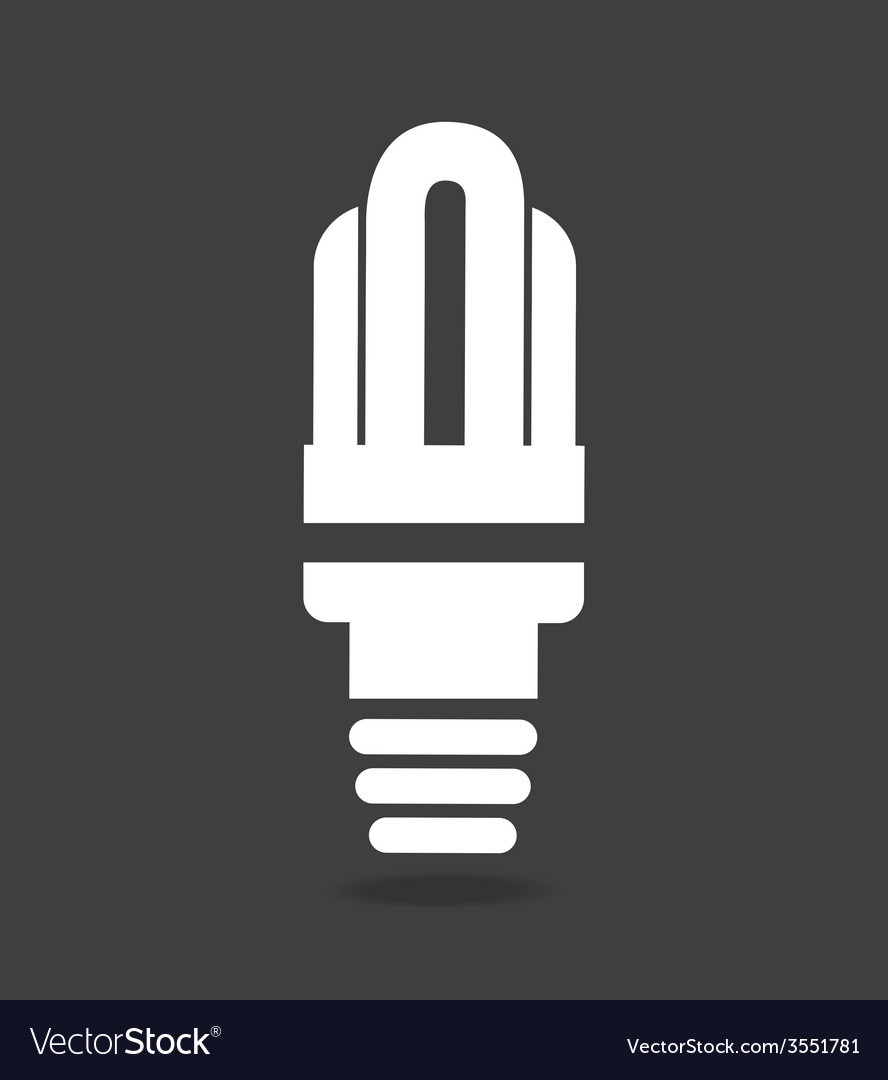 Bulb icon vector | Price: 1 Credit (USD $1)