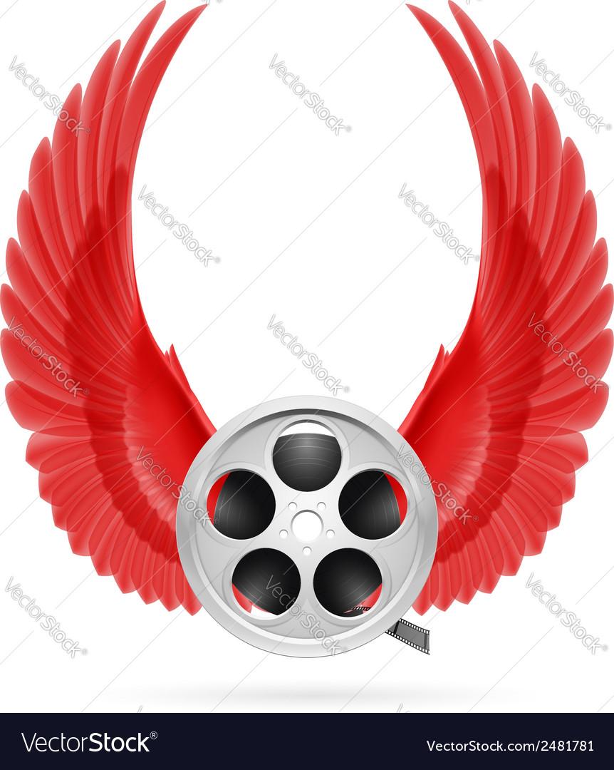 Cinema inspired vector | Price: 1 Credit (USD $1)