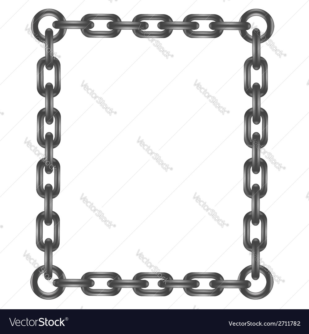 Chain letter o vector | Price: 1 Credit (USD $1)