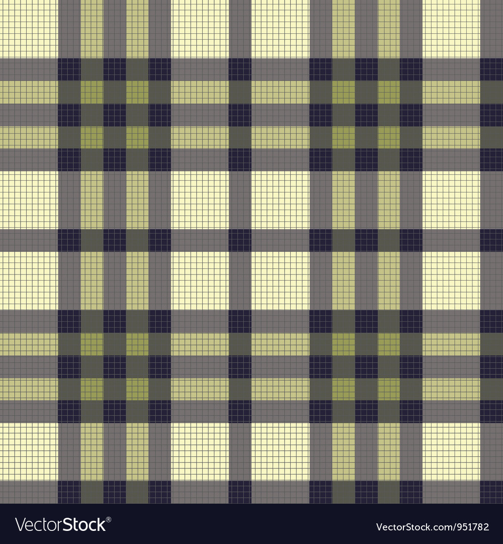 Color fabric plaid seamless vector | Price: 1 Credit (USD $1)