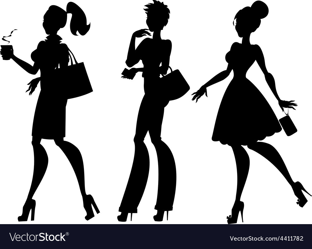 Fashion and beauty collection vector | Price: 1 Credit (USD $1)