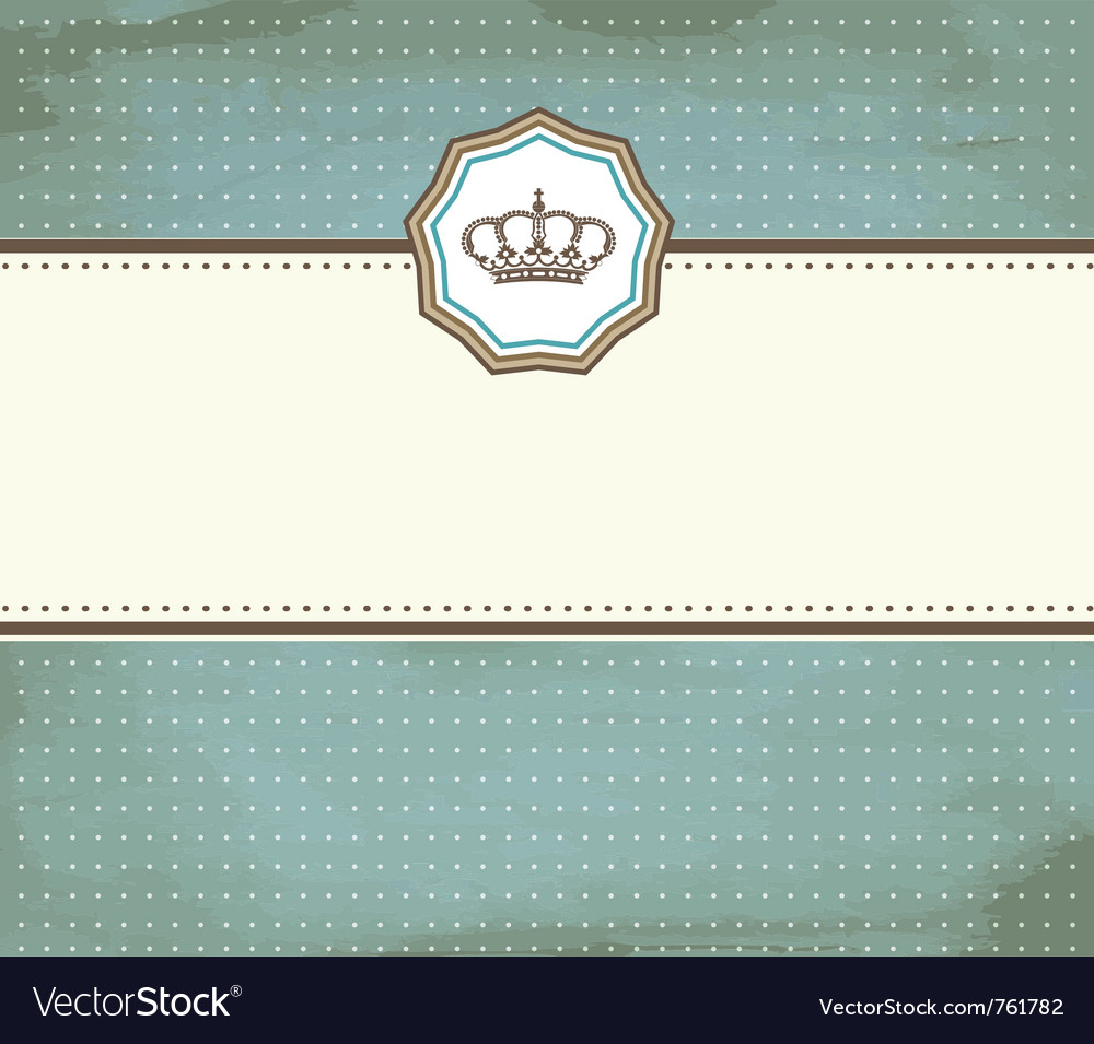 Grunge card vector | Price: 1 Credit (USD $1)