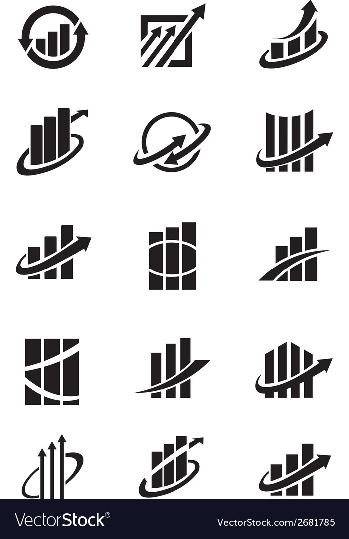 Stock icons perview vector | Price: 1 Credit (USD $1)