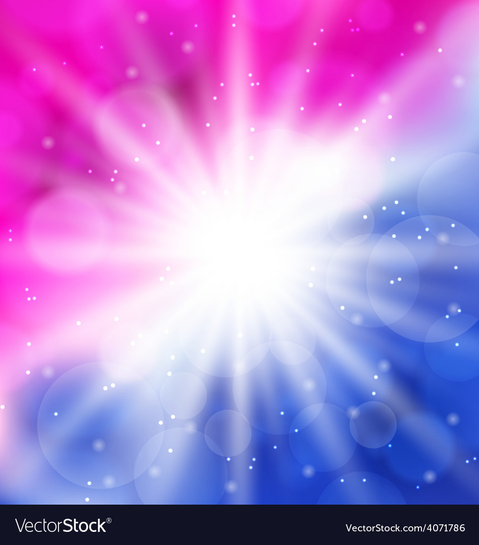 Abstract background with lens flare vector | Price: 1 Credit (USD $1)
