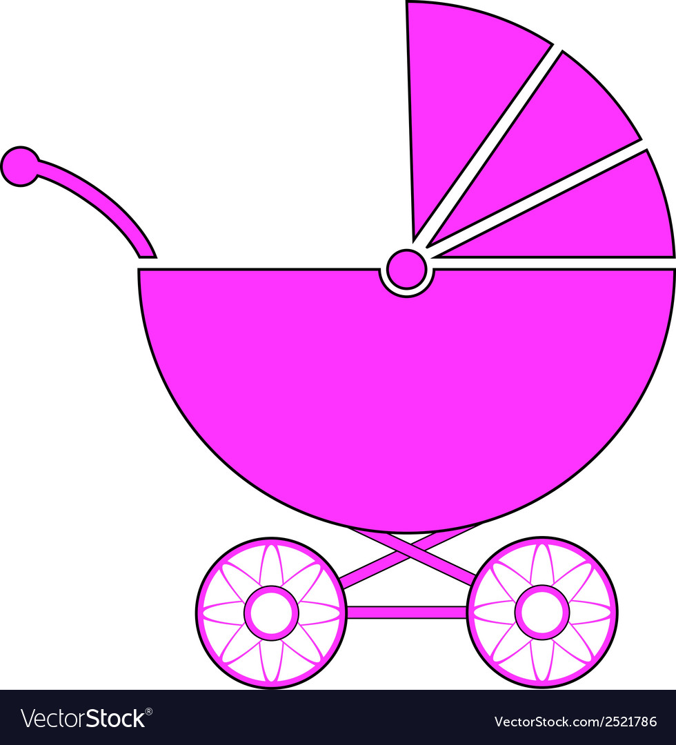 Pram vector | Price: 1 Credit (USD $1)