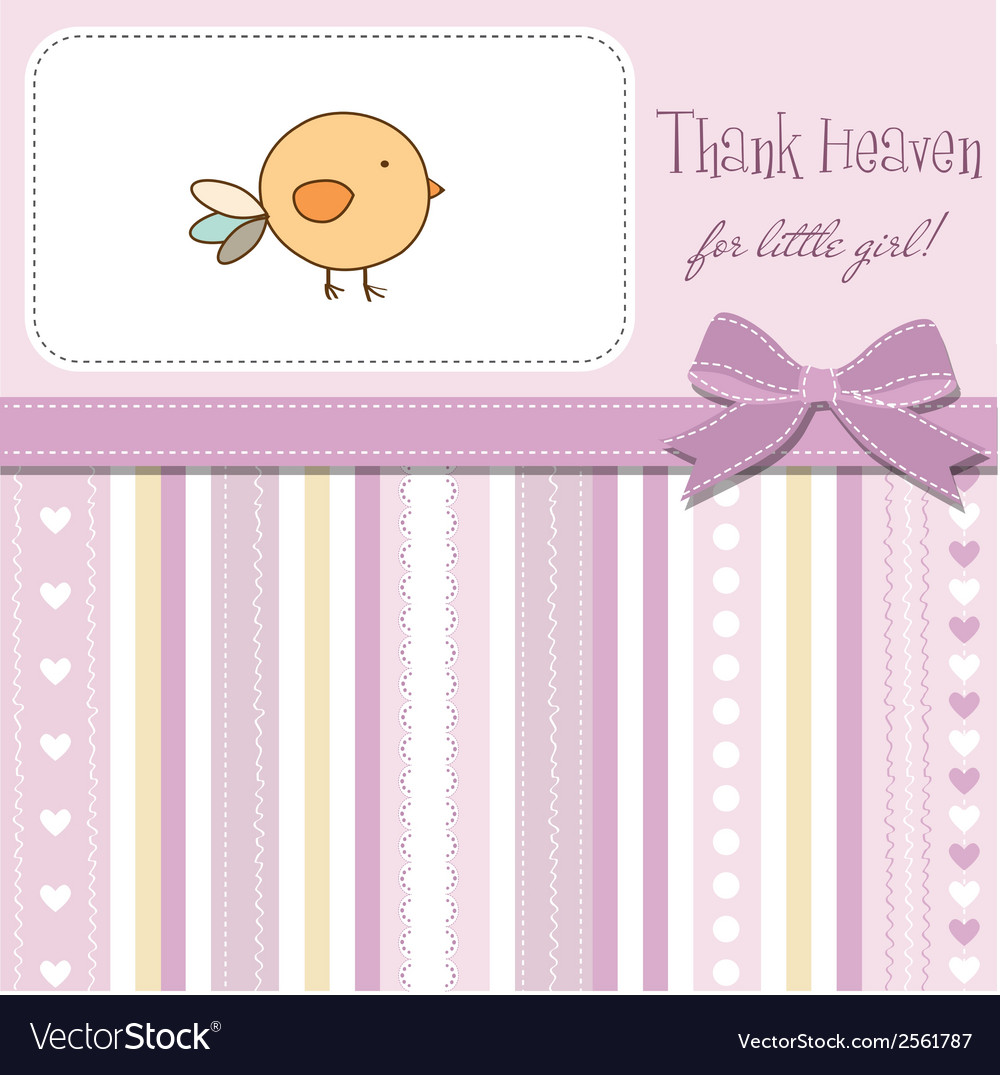 Baby shower vector | Price: 1 Credit (USD $1)