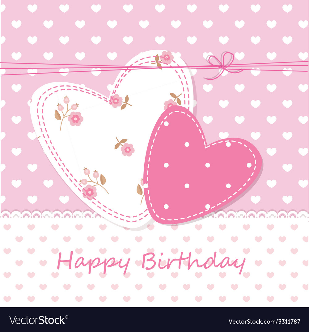 Birthday background vector | Price: 1 Credit (USD $1)