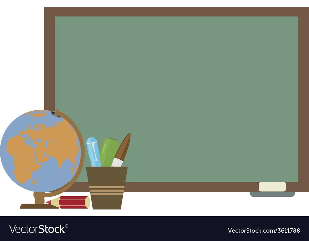 School board vector | Price: 1 Credit (USD $1)