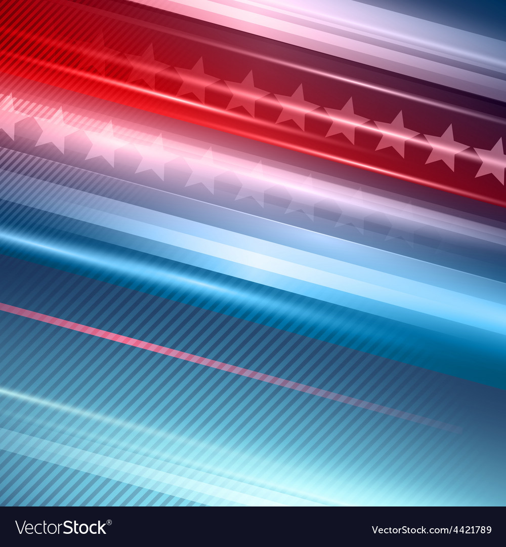 American independence day striped red and vector   Price: 1 Credit (USD $1)