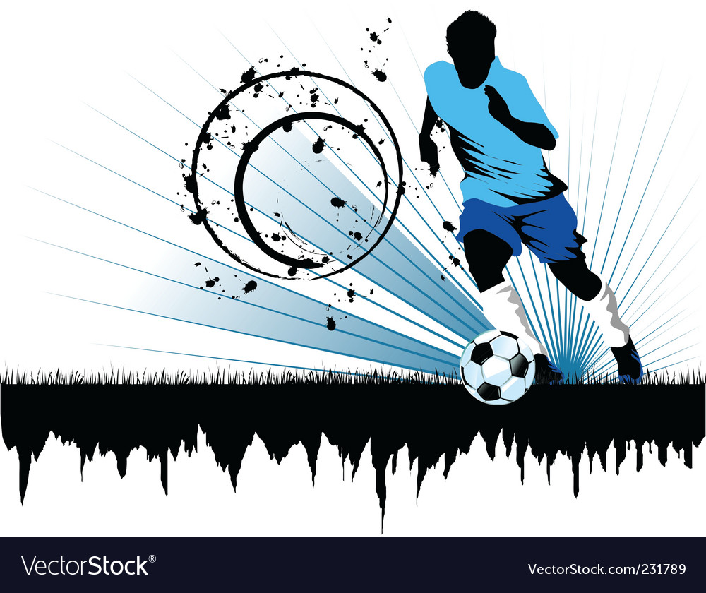 Football forever vector | Price: 1 Credit (USD $1)