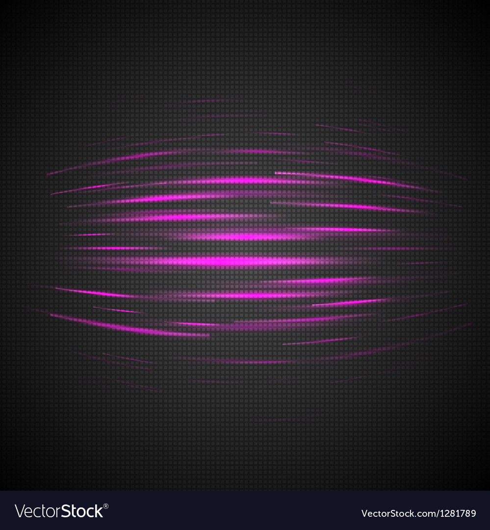 Shiny purple abstract stripes vector | Price: 1 Credit (USD $1)