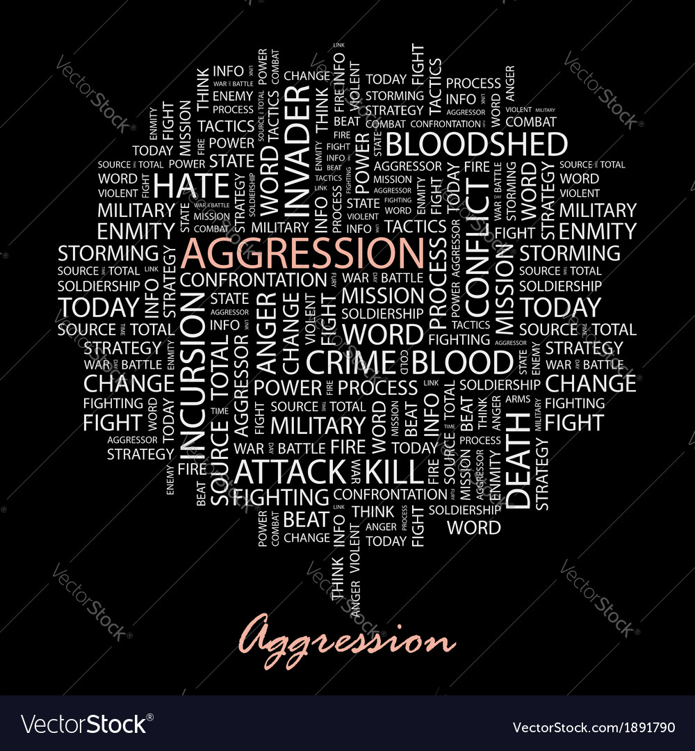 Aggression vector | Price: 1 Credit (USD $1)