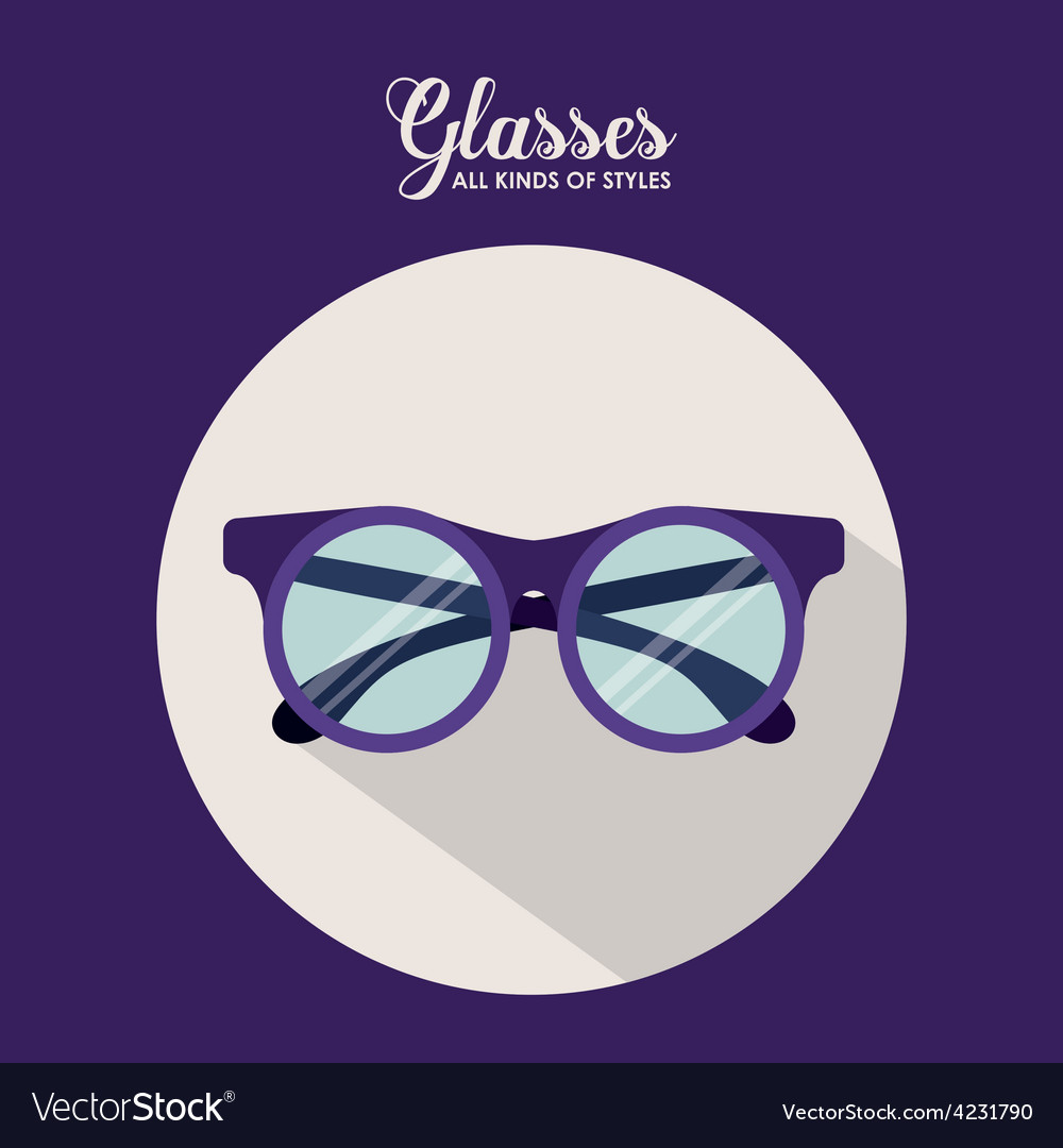 Glasses design vector   Price: 1 Credit (USD $1)