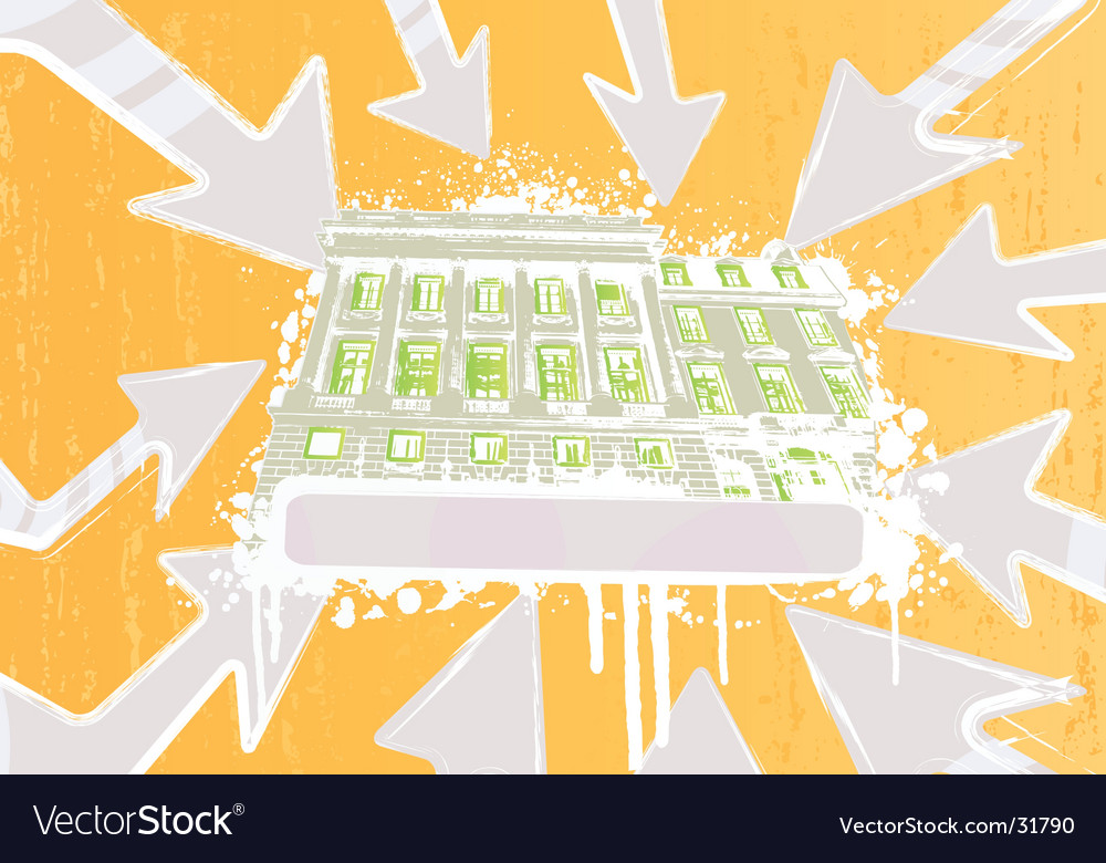 Historic building vector   Price: 1 Credit (USD $1)