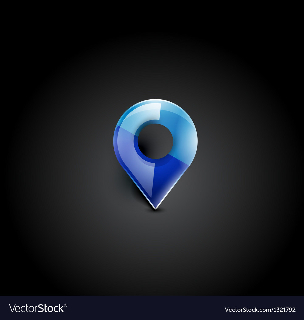 Map pointer vector | Price: 1 Credit (USD $1)