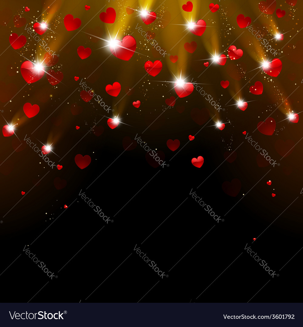 Salute of hearts vector | Price: 1 Credit (USD $1)