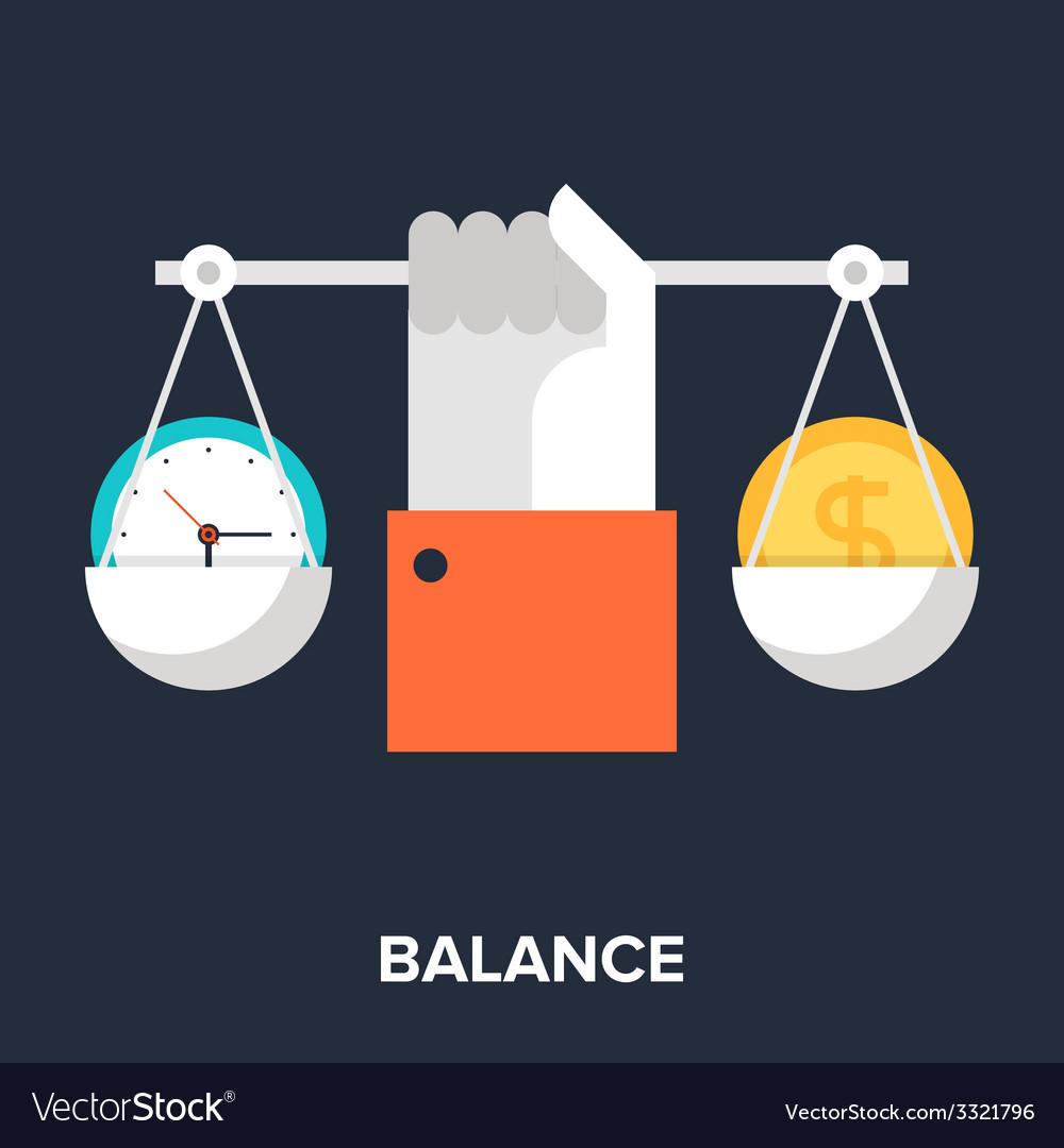 Balance vector   Price: 1 Credit (USD $1)