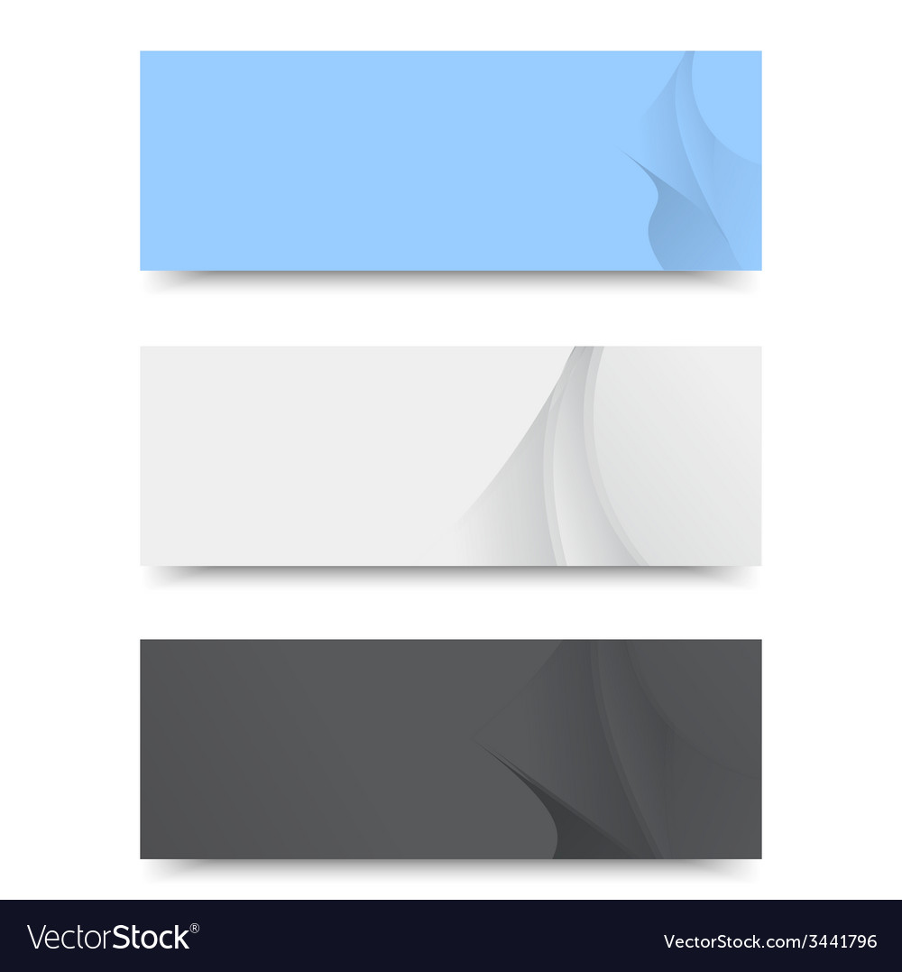 Banner template vector | Price: 1 Credit (USD $1)