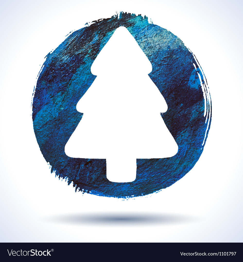Grunge christmas background vector | Price: 1 Credit (USD $1)