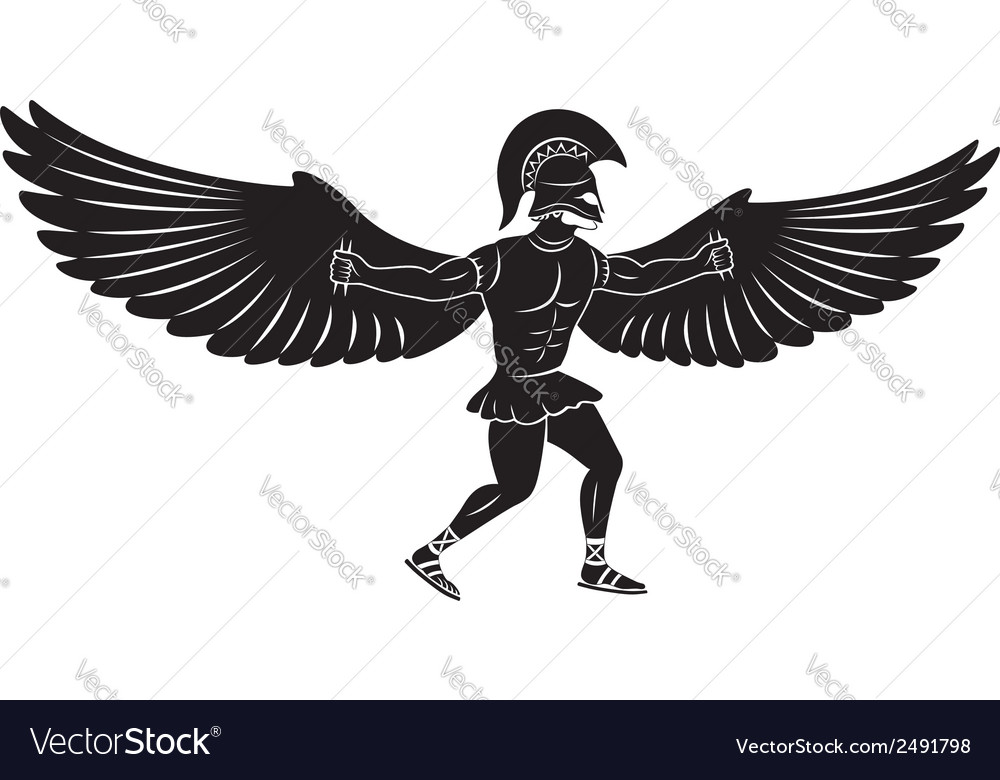 Icarus vector | Price: 1 Credit (USD $1)