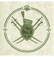 Hussar emblem-1 vector