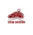 Steak geolocation vector