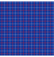 Seamless mesh pattern over blue vector