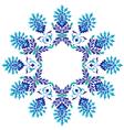 Ottoman motifs design series seventy four vector