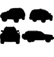 Off road vehicles vector