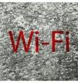 Free wifi icon symbol flat modern web design with vector