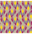 Retro diamond repeat pattern 4 vector