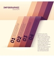 Paper options template vector