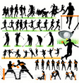 Sports set03 vector