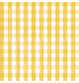 Abstract retro seamless square yellow background vector