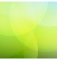 Green and blue background with line vector