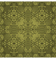 Seamless vintage retro pattern vector