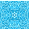 Ornamental round lace background 3 vector