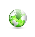 Earth green vector