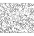 Neighborhood cutout vector