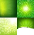 Modern light background vector
